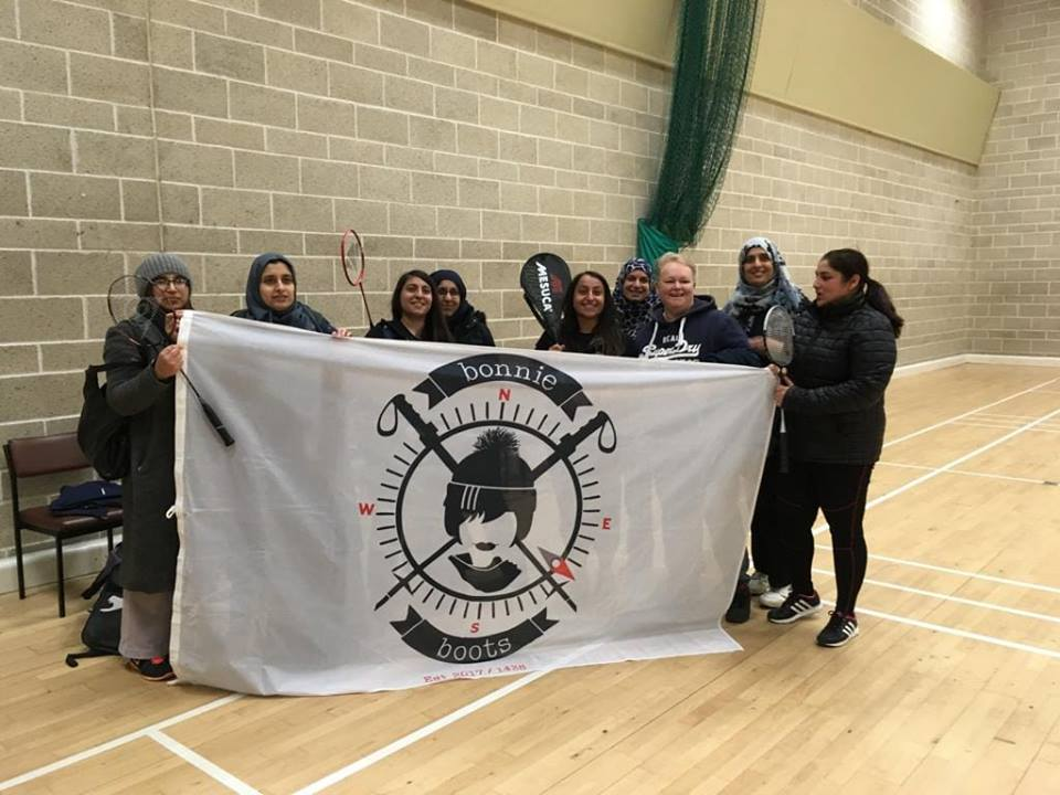 womens only badminton glasgow health pakistani indian boots and beards bonnie boots.jpg