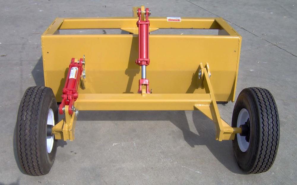SFI Compact Drag Scraper
