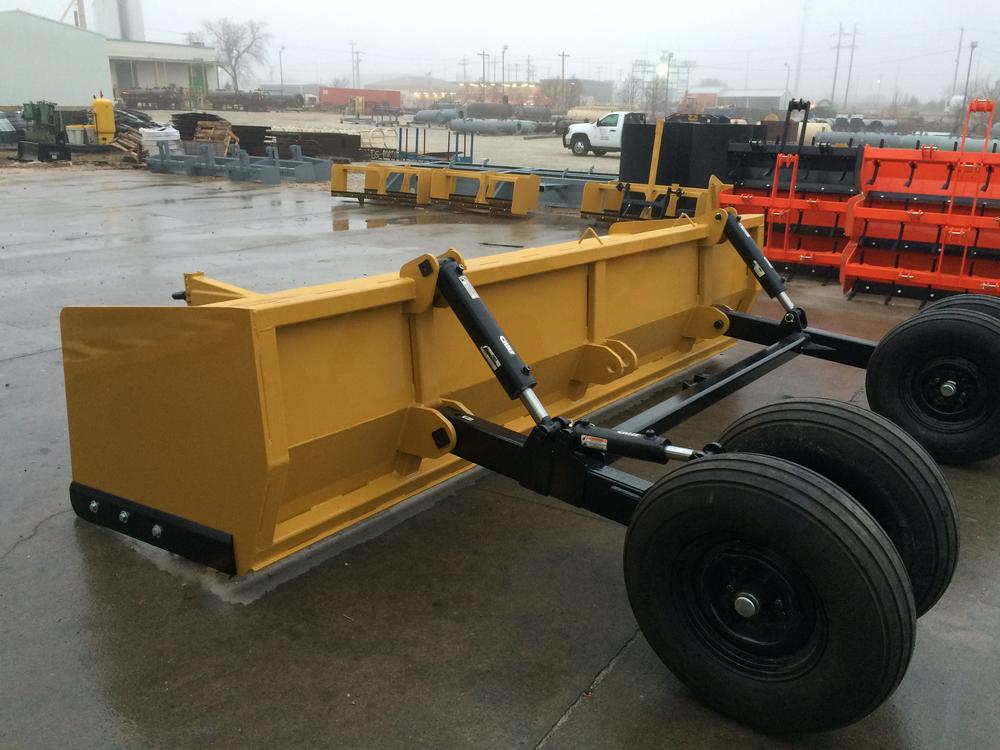 SFI Heavy Duty and Industrial Drag Scraper