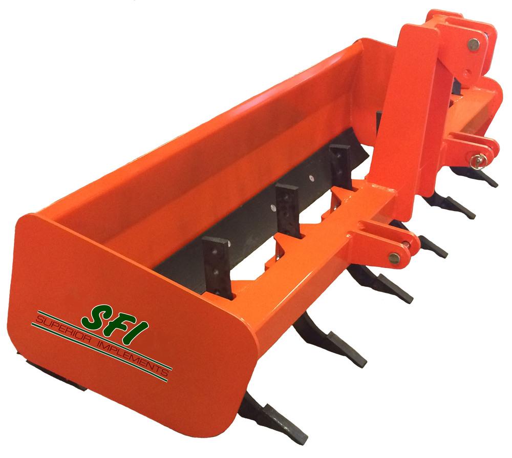 Standard Box Scraper