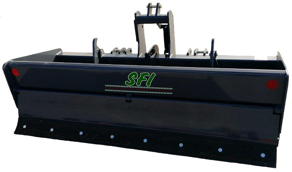 SFI 4C5  Industrial Box Scraper