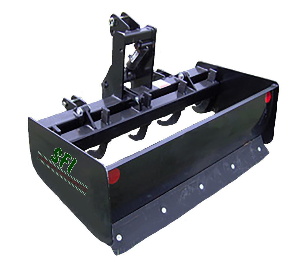 SFI 2C1 Industrial Box Scraper