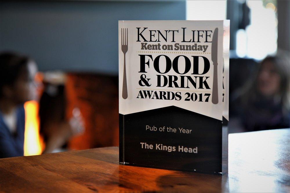 Award winning?   Our trophy shelf    Awards & Media