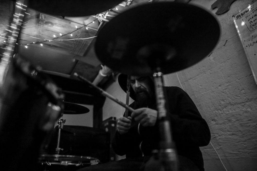 John Finaldi - Practice Space
