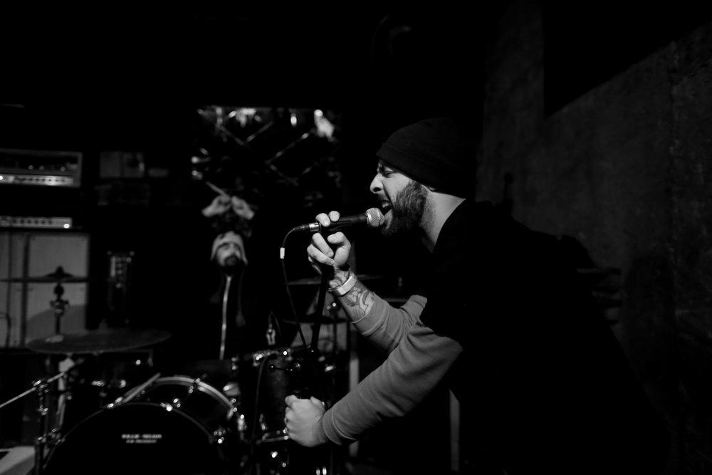 Adam Jennings - Subterranean