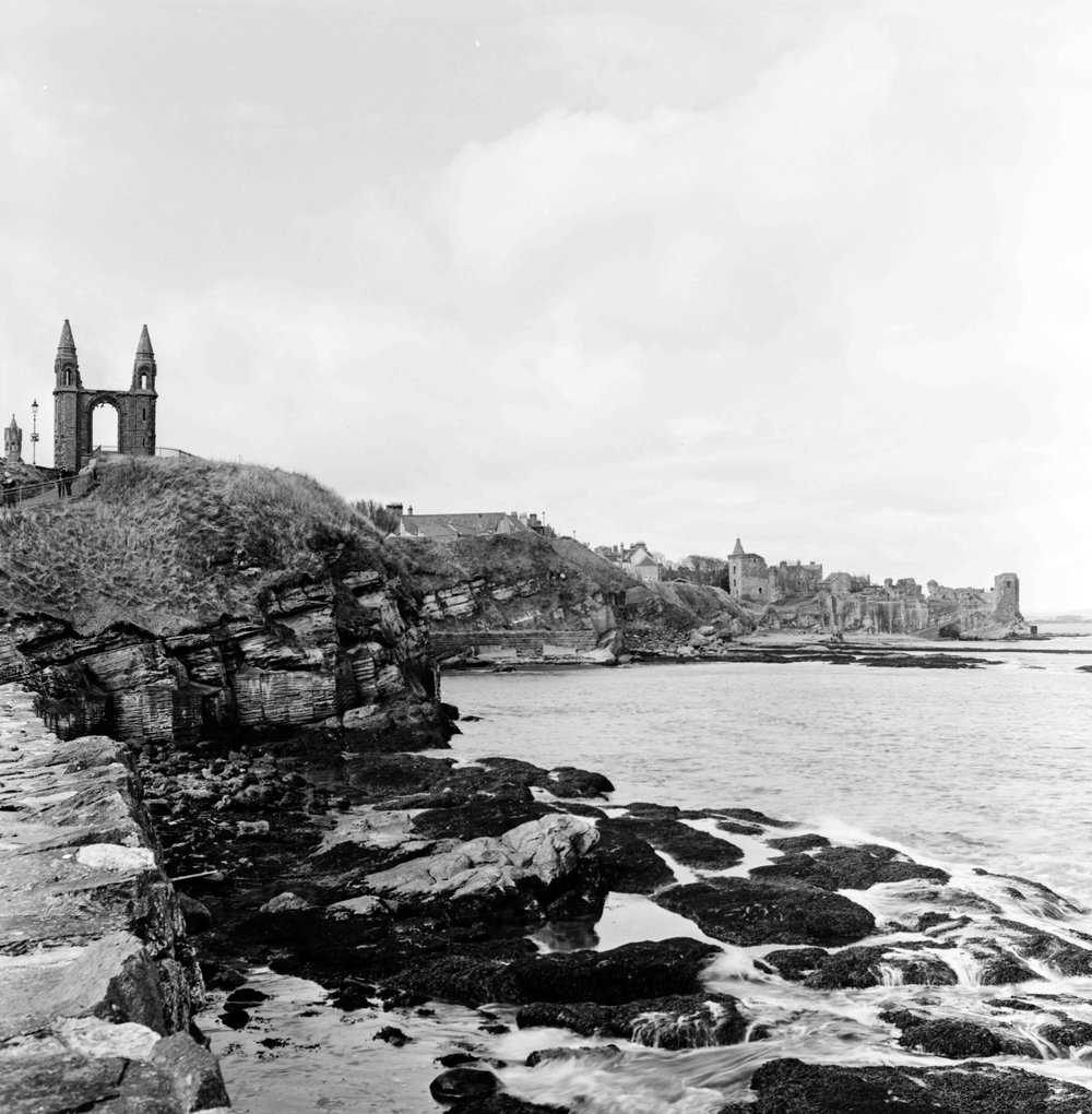 St Andrews Coast - Adox CMS 20