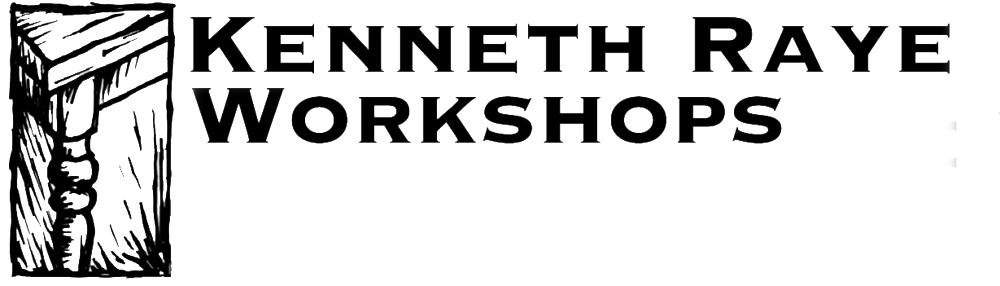 KENNETH RAYE WORKSHOPS