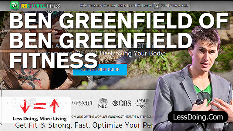 Podcast#38BenGreenfield