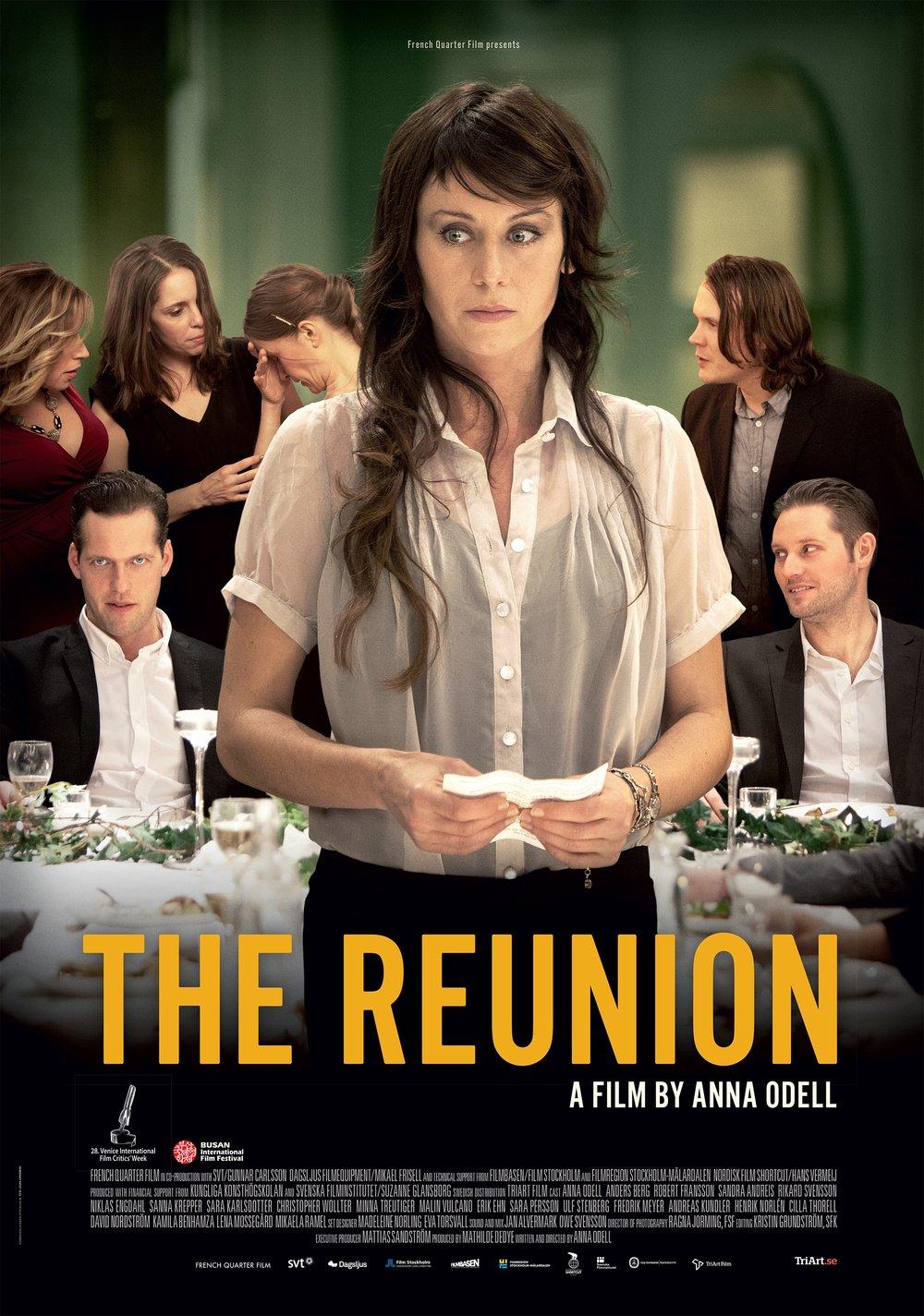 Återträffen (The Reunion) - feature fiction by Anna Odell (2014)