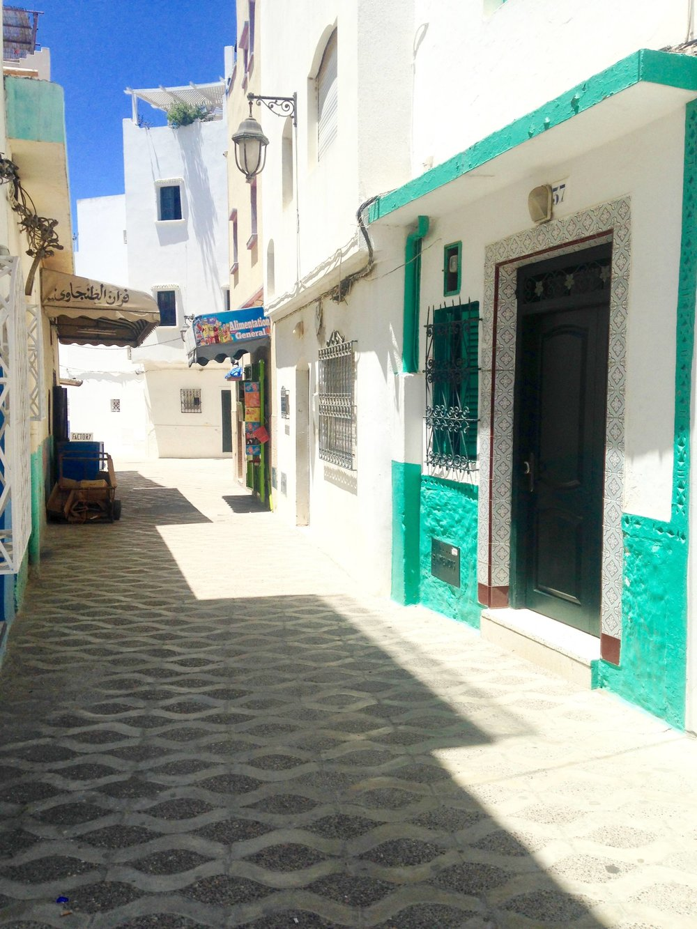 Streets of Asilah
