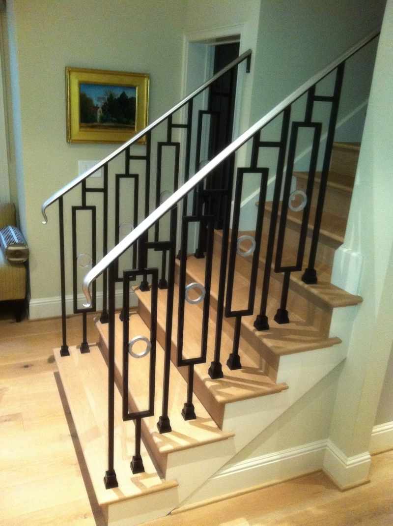 Metal Stair Railing
