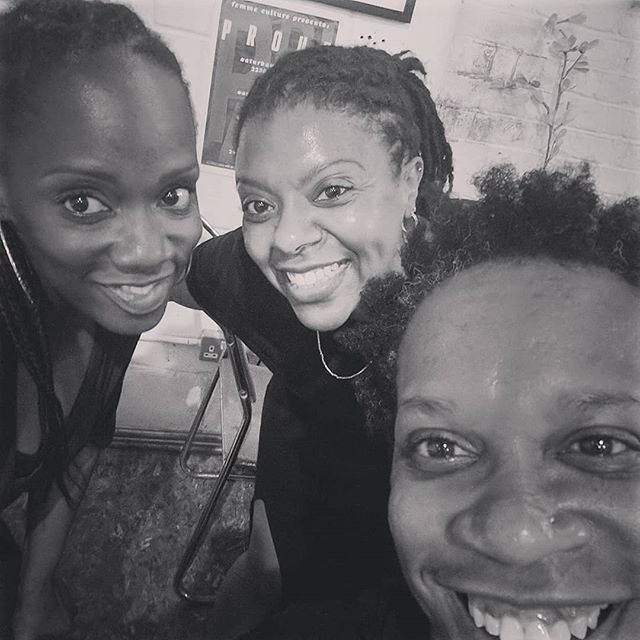 "Our @thisisayodele is in the rather amazing ""The Secret Lives of Baba Segi's Wives"" @arcolatheatre. Two weeks left. Go. This is a brilliant, brilliant show. Ayo is wonderful. The entire cast - wonderful. What joy. #thesecretlivesofbabasegiswives  #nigeriantheatre  #talent #joy"
