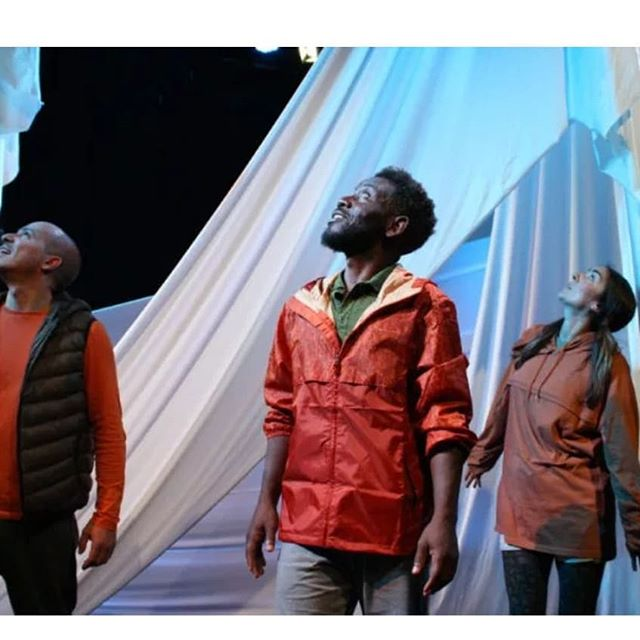 Our @tunjifalana shining bright in this beautiful, very important production - Butterflies. #theatre #mentalhealth #acting https://childrenstheatrereviews.com/2018/09/23/butterflies/amp/?__twitter_impression=true