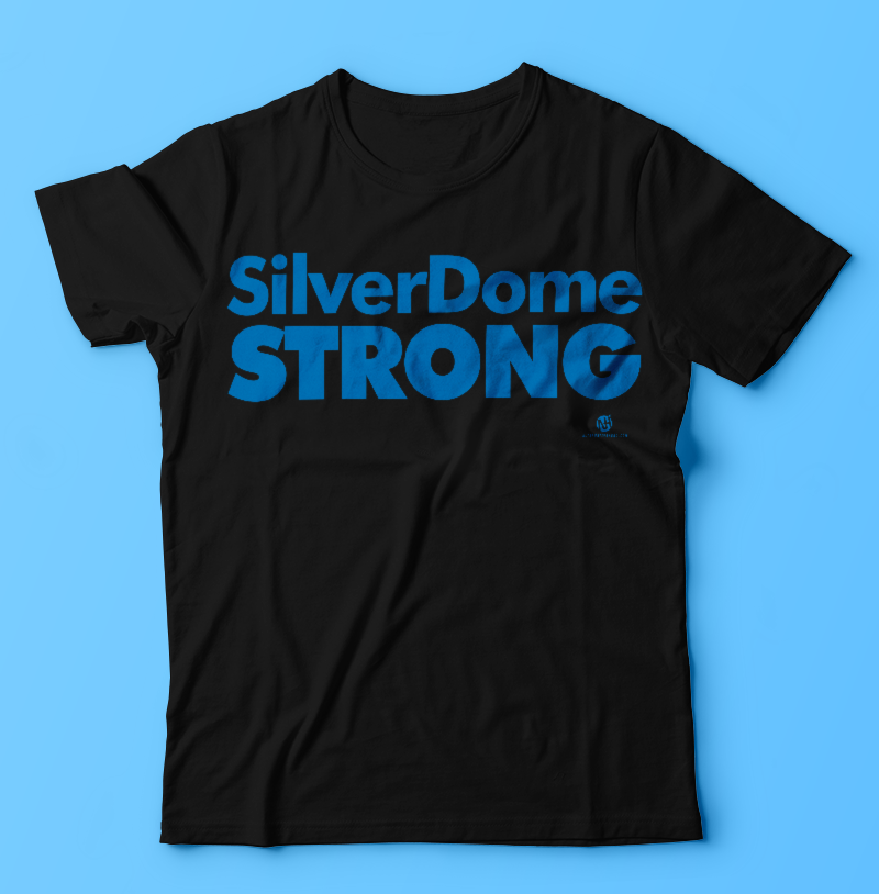 Silverdome Strong