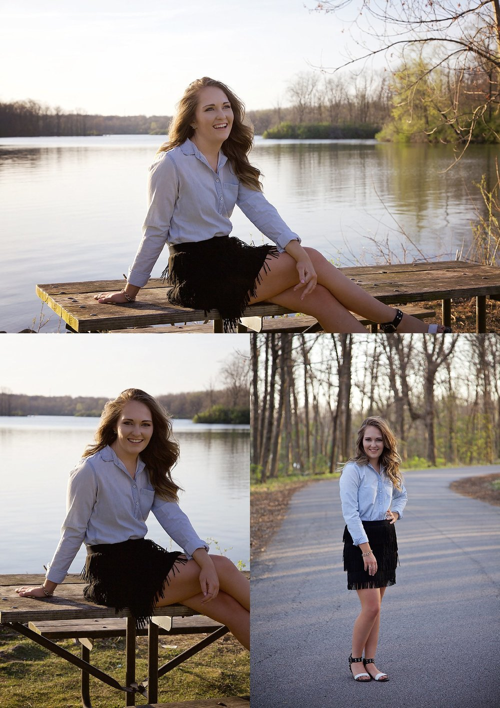 Bloomington IL Senior Photographer