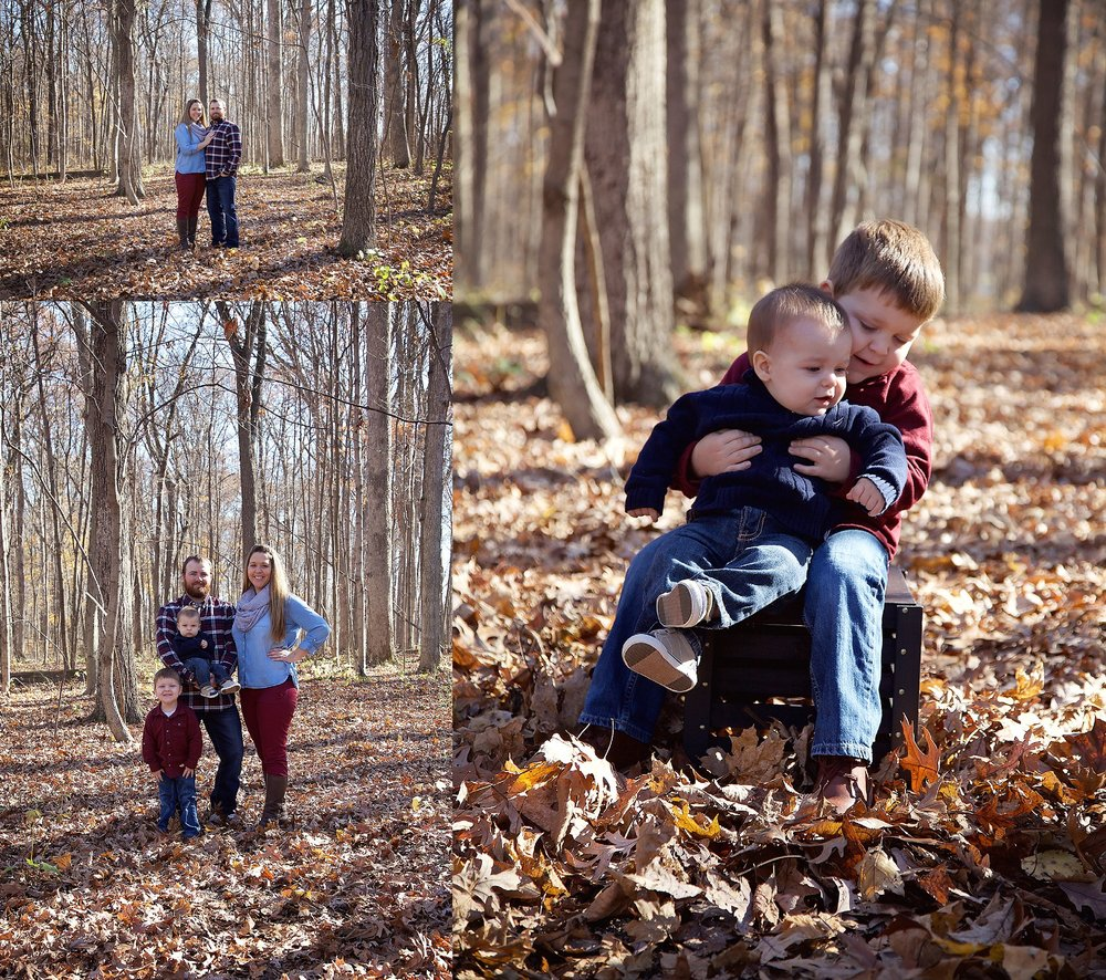 Bloomington Normal Illinois Family Photographer