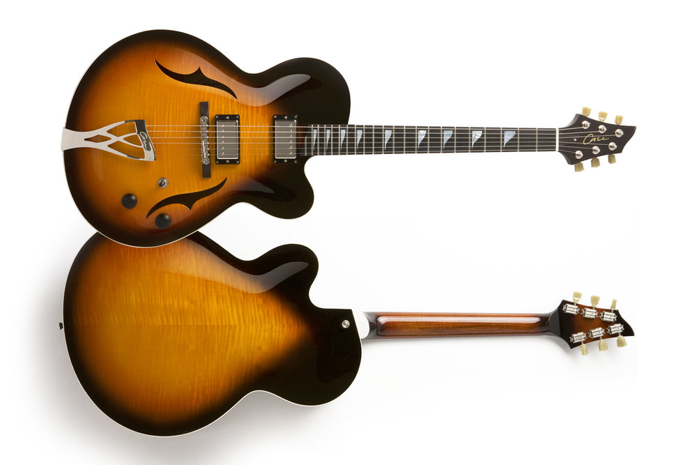 J3 Hollow Archtop