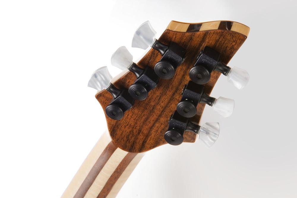 Case Guitars J1 double cut