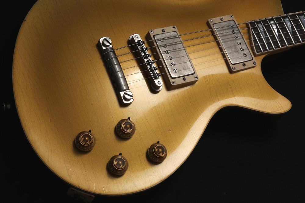 Case Guitars Vintage Series Goldtop