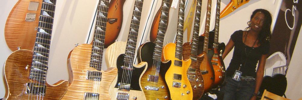 London Guitar Show