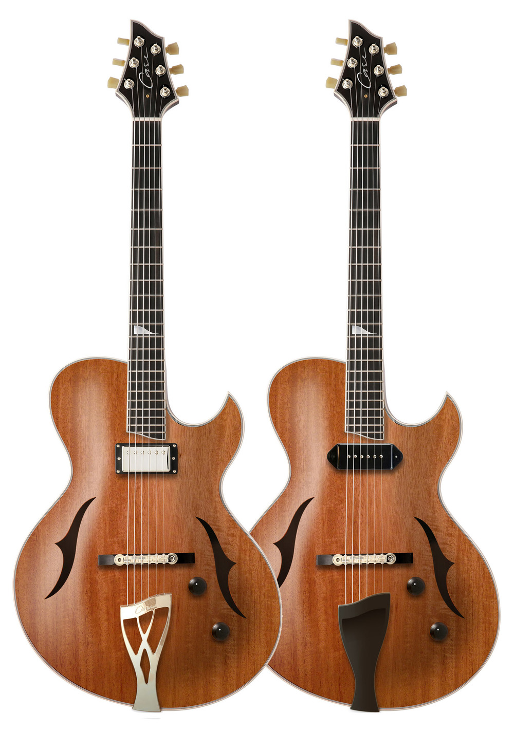 J3 Florentine - all mahogany
