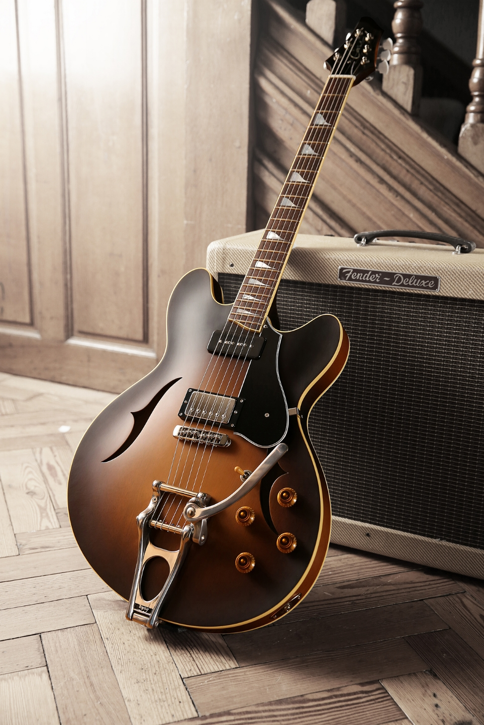 J35 Semi-Hollow