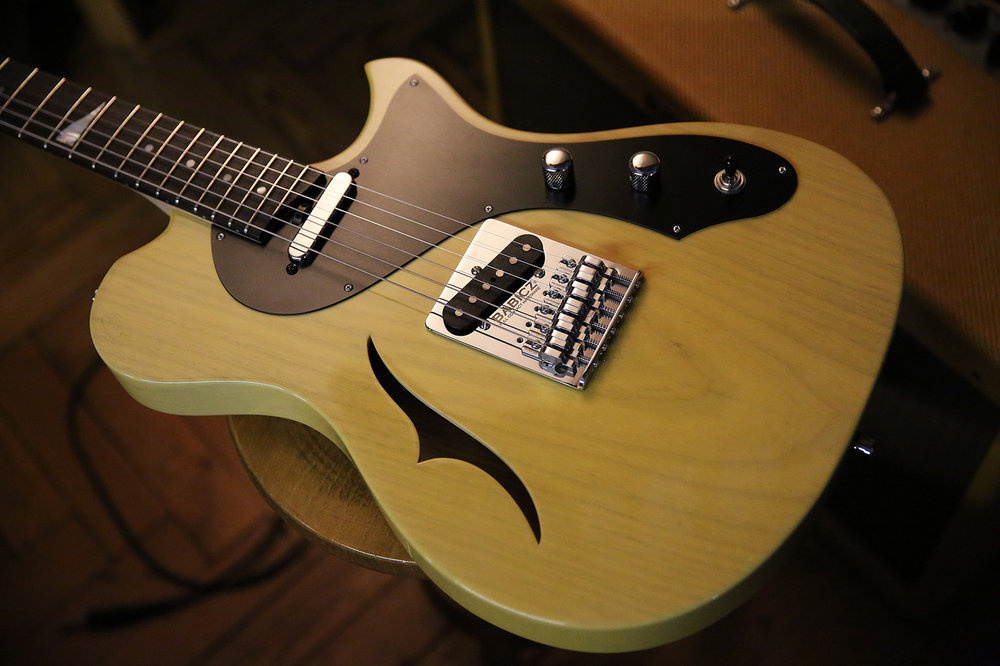 APJT thinline - Andy Powell Commission