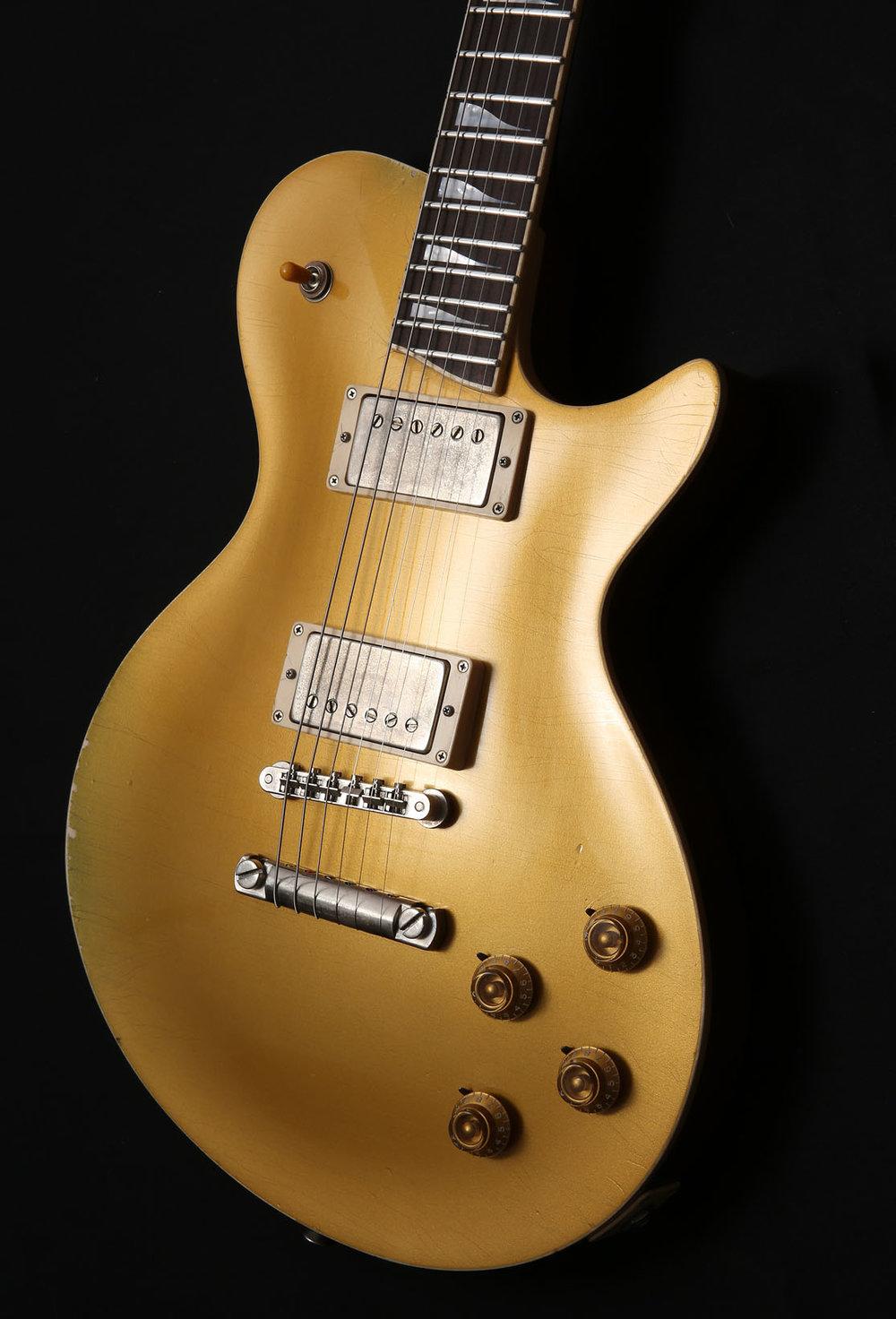 J1  Aged Goldtop