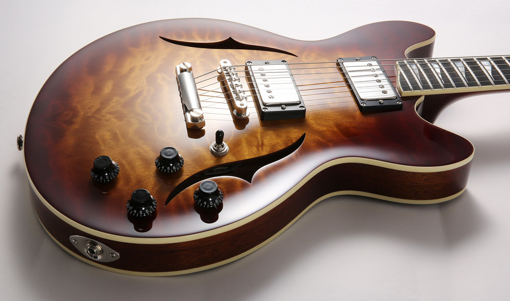 J25 Semi-Hollow