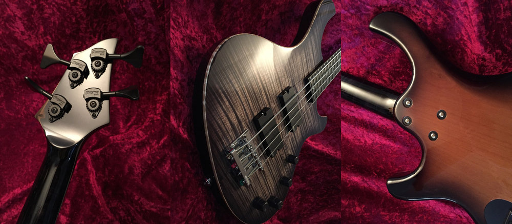 Case JB 2 Bass