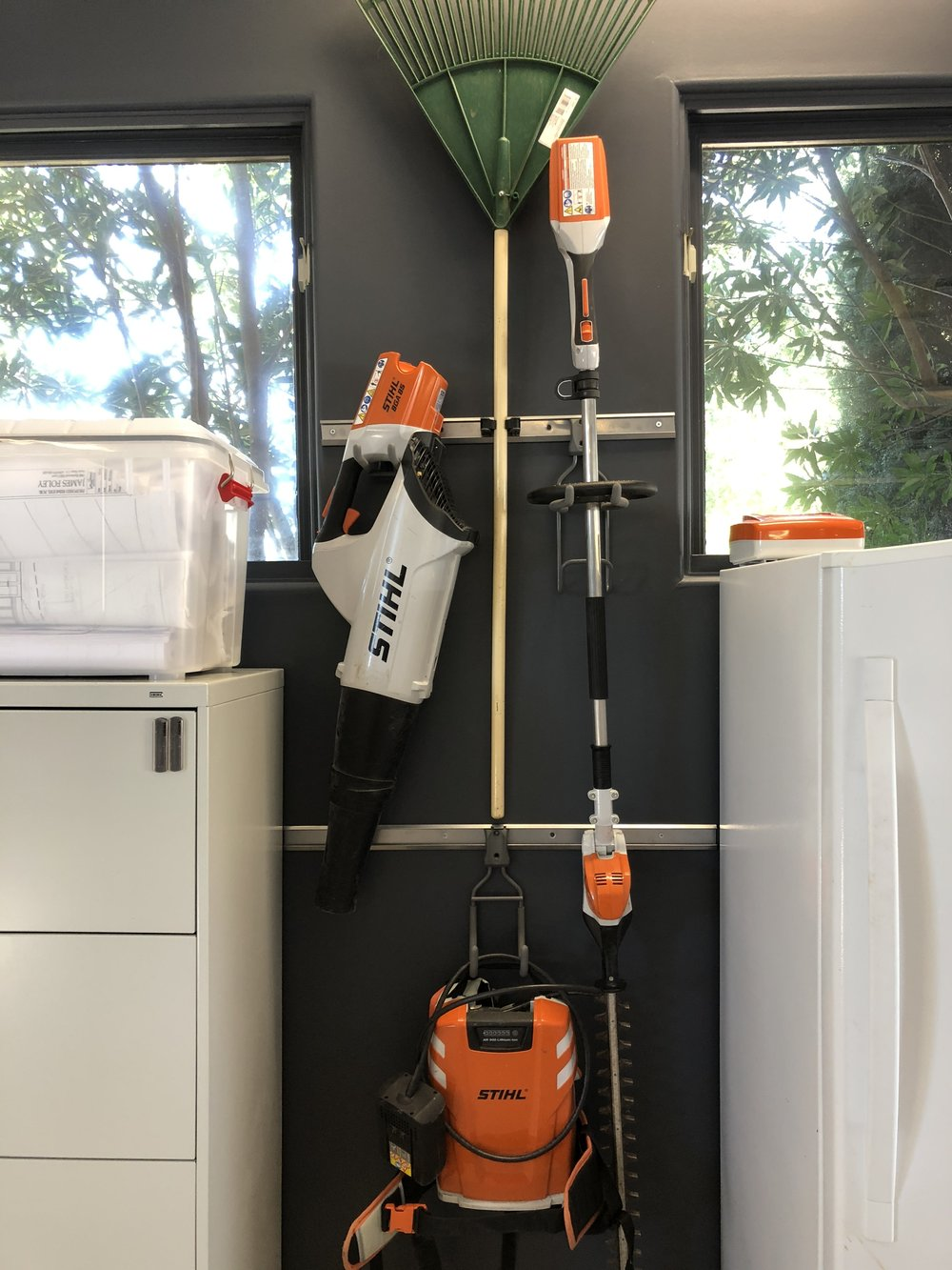 Garage organizing solutions anyone can do right now