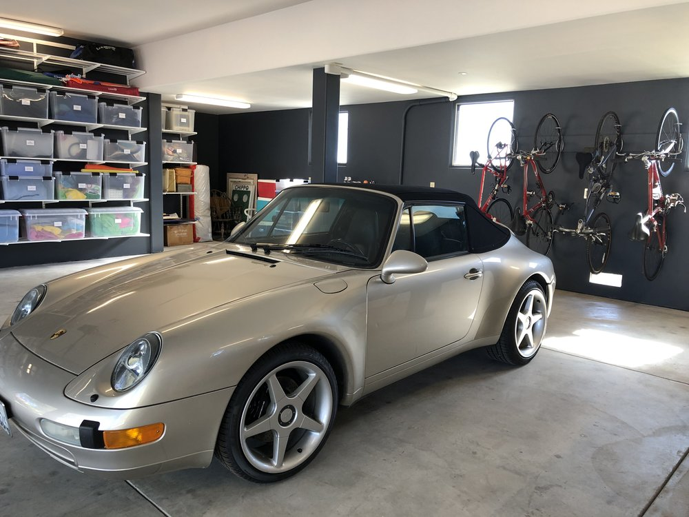 How to Organize your garage and make room for your cars