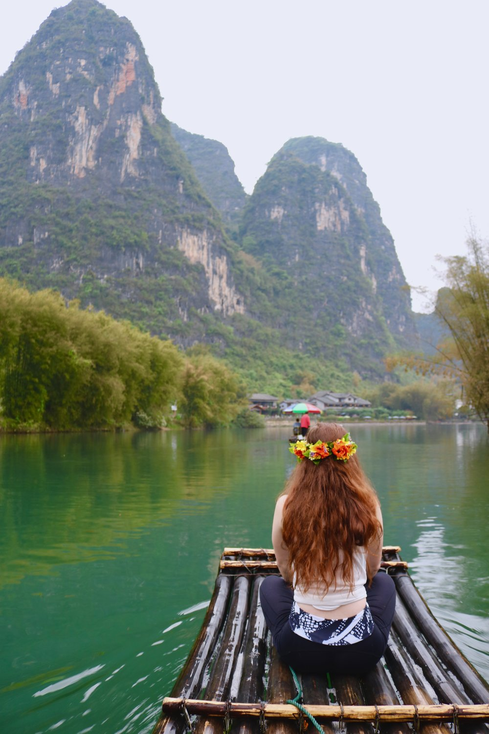 Guilin - As one of China's top 5 most visited cities, it is known for its beautiful landscapes filled with mountains, rivers, caves and rice terraces.