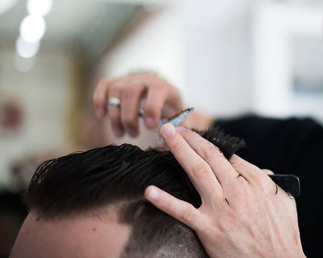 Need a cut today? We still have a few appointments open at Sunter Street. Head to our site to book now!