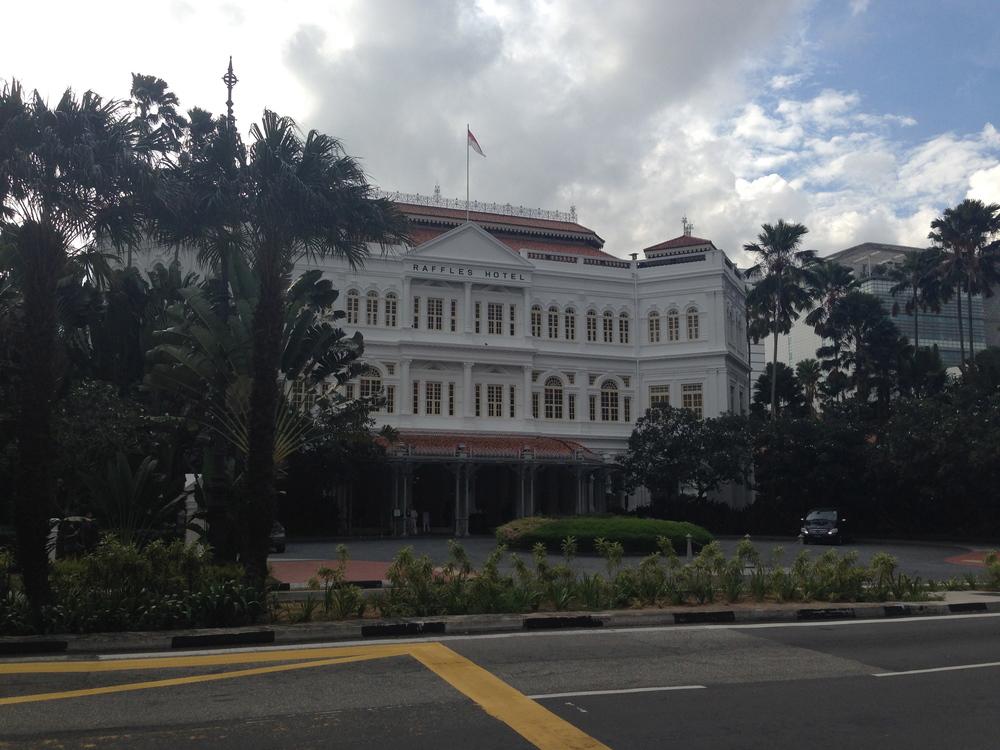 Raffles Hotel |Singapore | August 2014