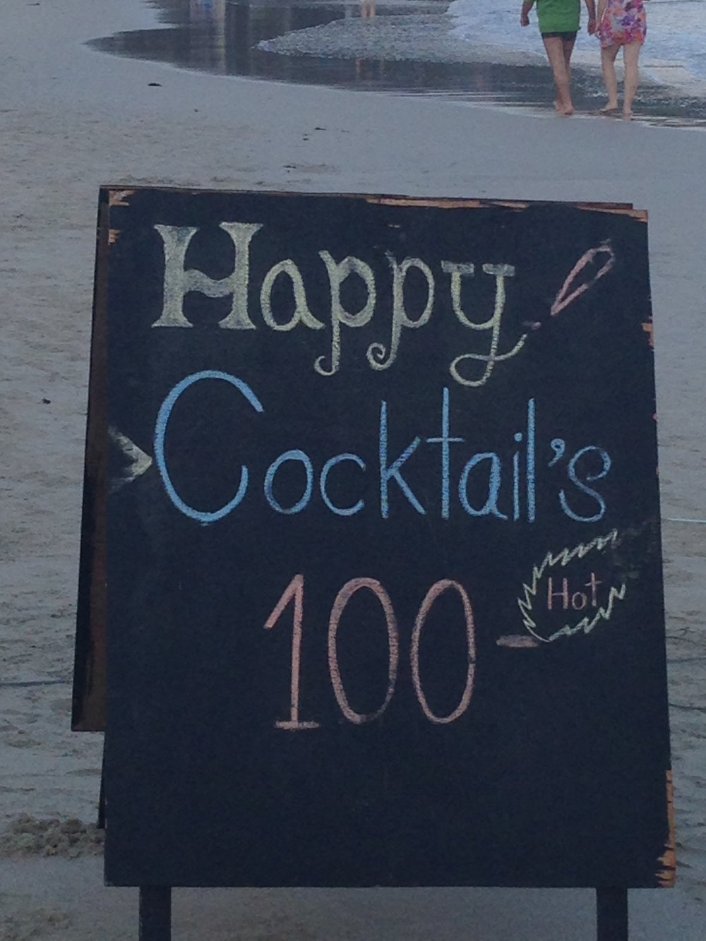 One of many signs that made me love Thailand even more.