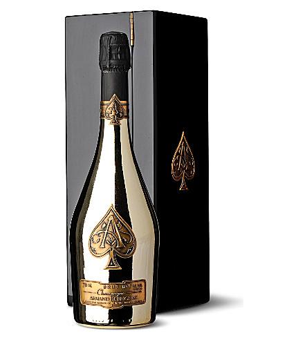 Jay-Z's 'Ace of Spades' champagne.