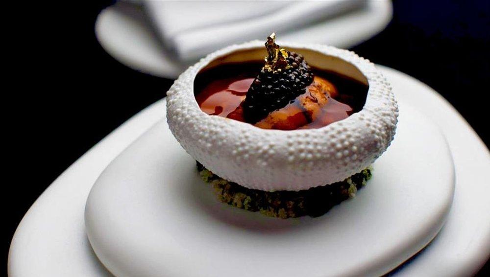 Image: Amber Restaurant, Hong Kong