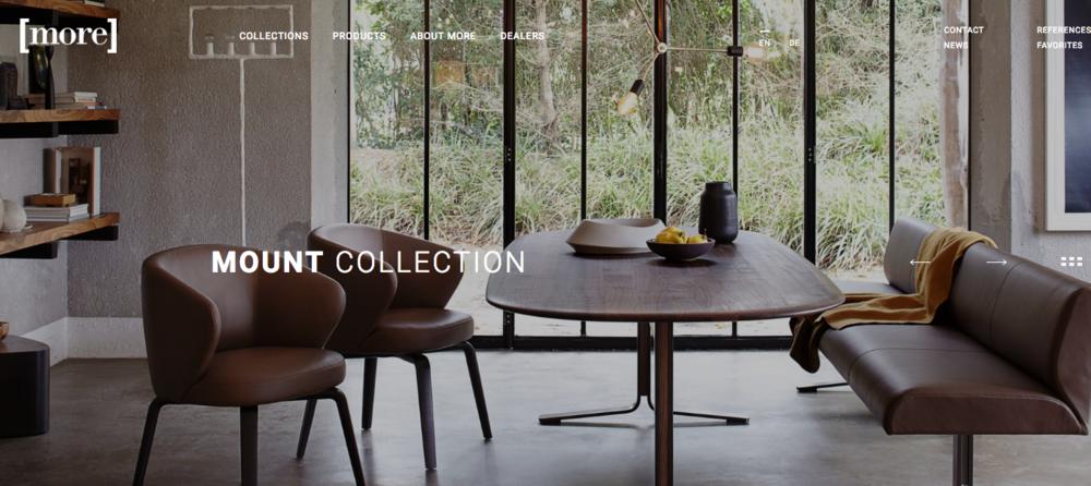 Website  More Interiors  2017