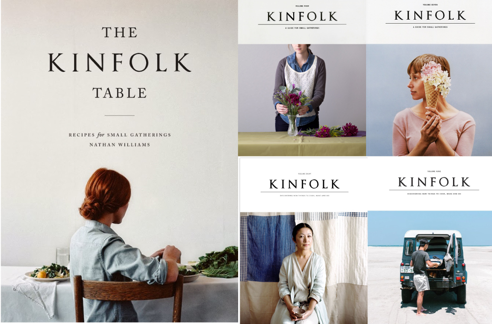 Kinfolk Magazine Covers