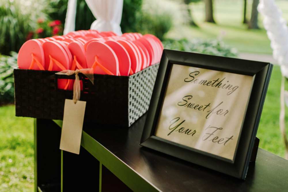 Grand Rapids, Michigan Outdoor Wedding Ideas