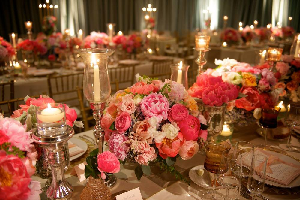Hagerty Center Luxurious Ballroom Wedding