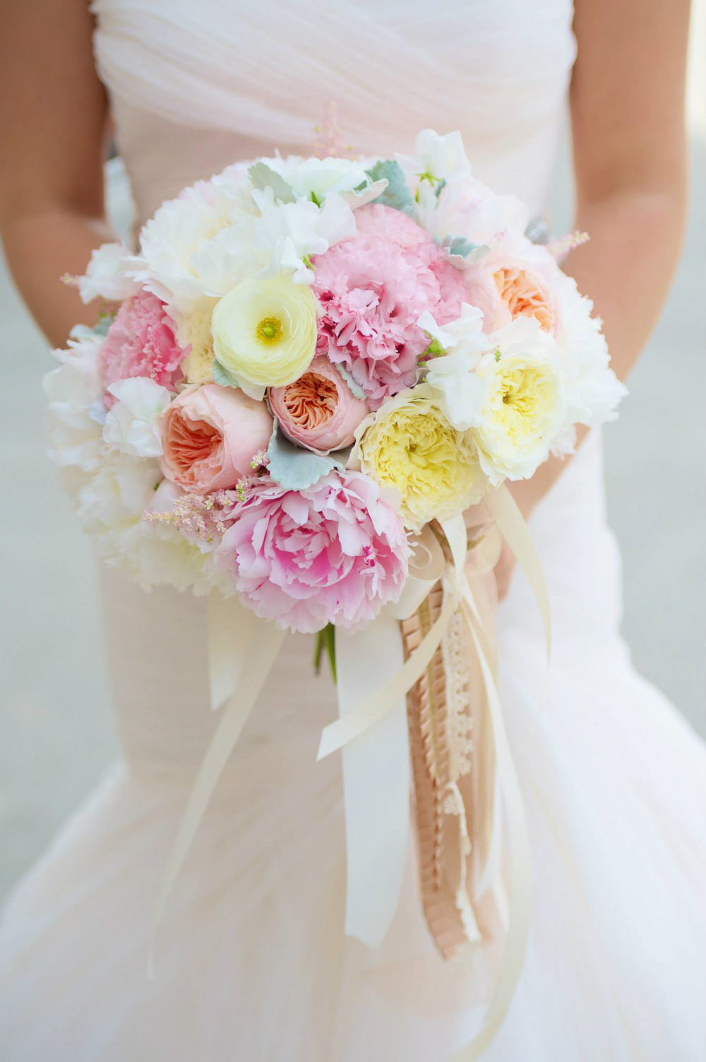 Cinccone Vineyard Wedding Flower Bridal Bouquet Photos