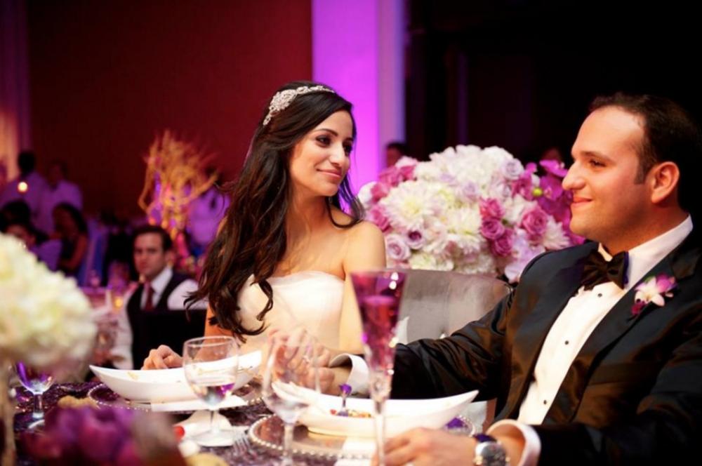 Grand Rapids, Michigan Bride and Groom Reception Photos