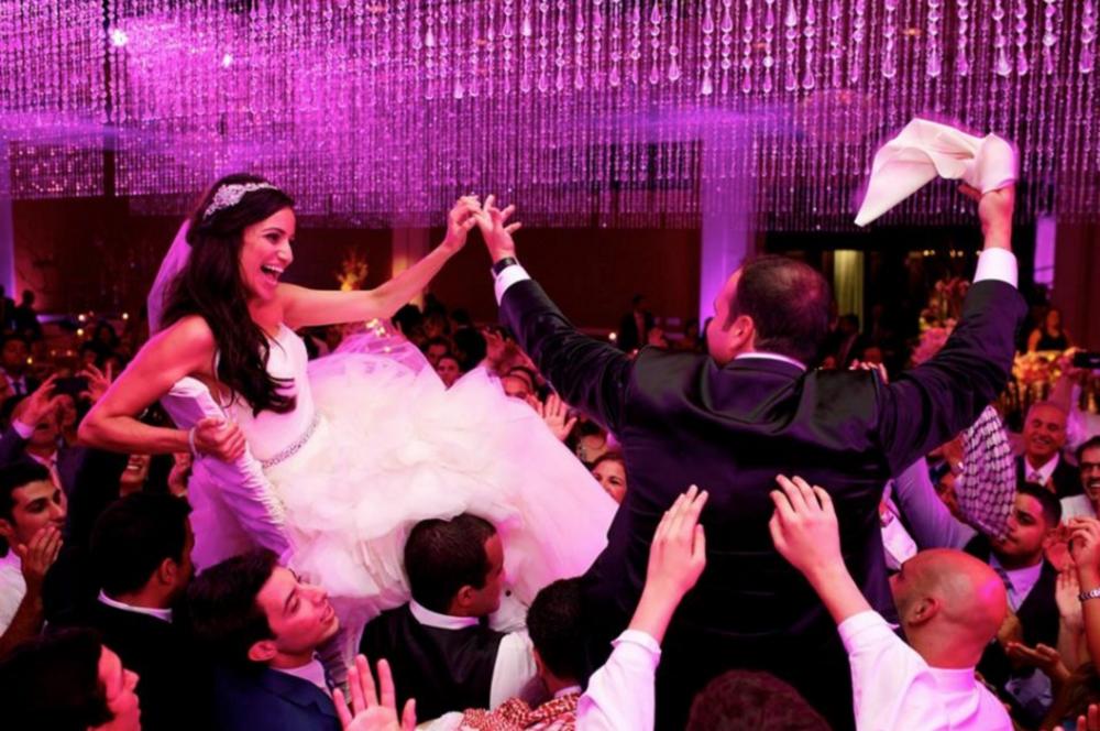 Traditional Jewish Wedding in Grand Rapids, Michigan