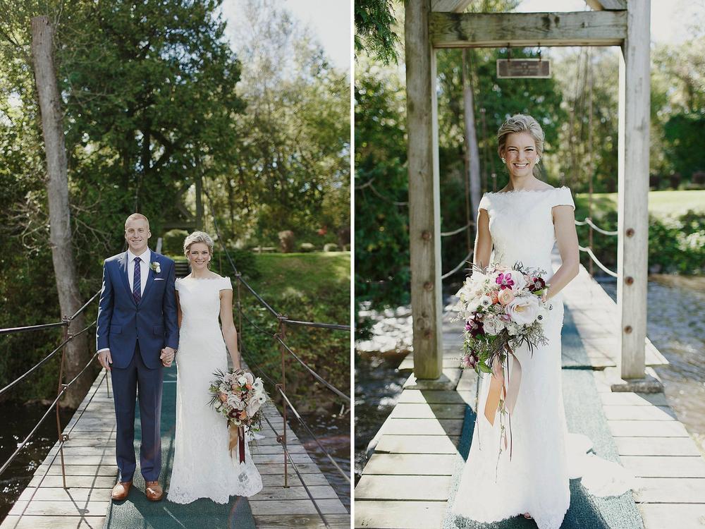 Grand Rapids, Michigan Country Club Wedding Photo Inspiration