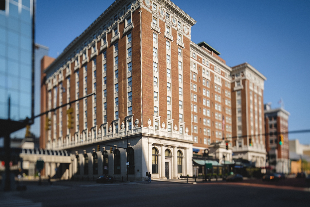 Amway Grand Plaza Hotel Downtown Grand Rapids