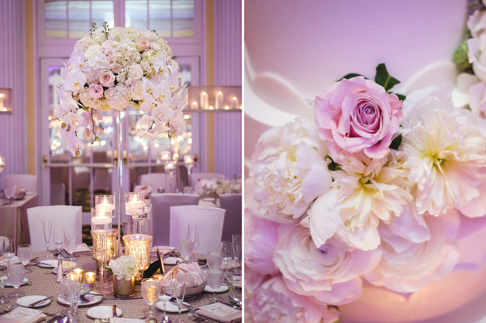 Grand Rapids, Michigan Gorgeous Wedding with Expensive Flowers