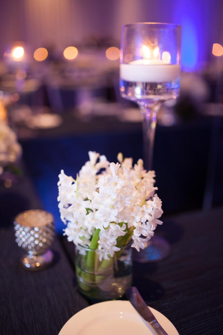 Hyacinth Table Centerpiece Arrangement
