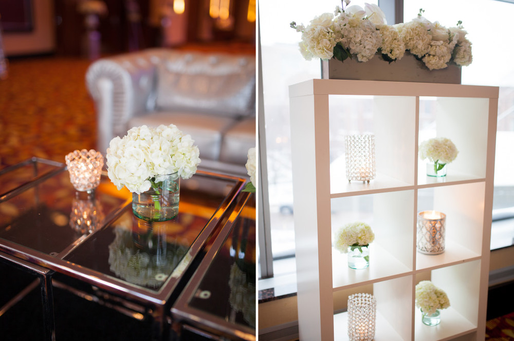 JW Marriott Hotel Special Events Rentals White Furniture